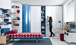 Teen girls bedroom designs