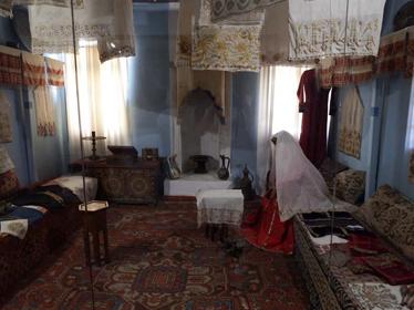 Крым. Во внутренних покоях Ханского дворца в Бахчисарае