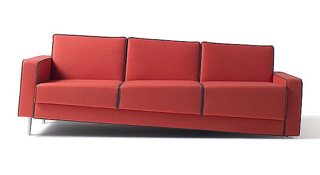 Асимметричный диван Adaptation, Cappellini, 2016.