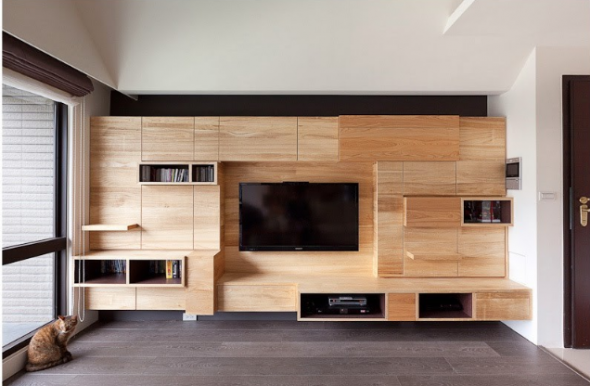 Интерьеры в минималистичном стиле отличаются своей строгостью, чистотой, простыми формами.