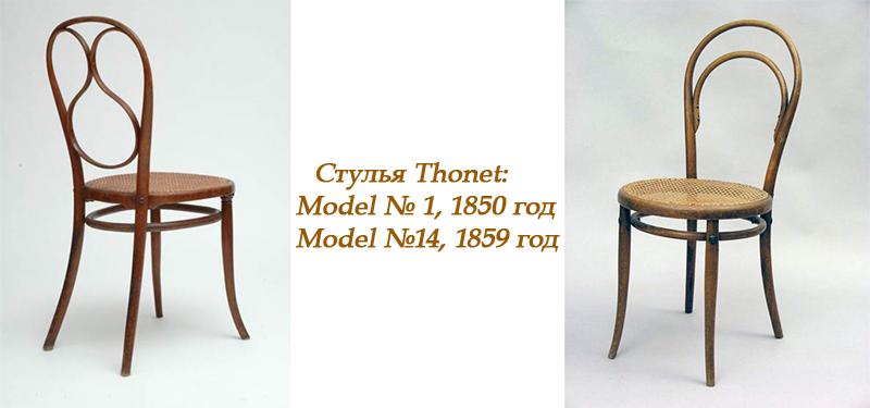 История легендарной мебели Thonet