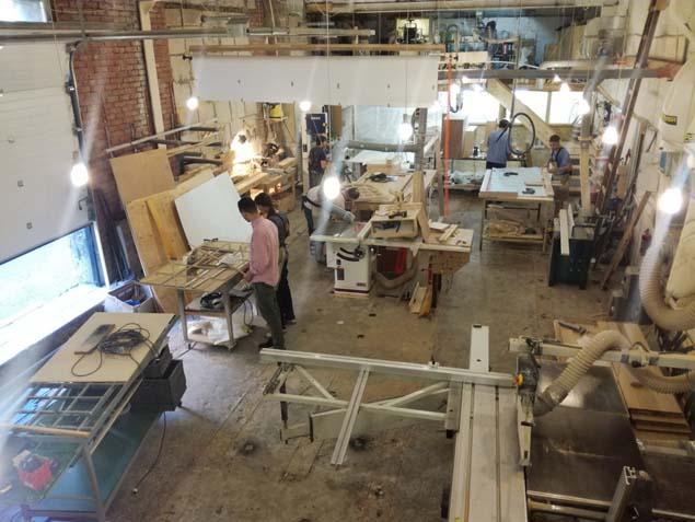 Бизнес на мебели: молодая пара из Уфы открыла креативную столярную мастерскую