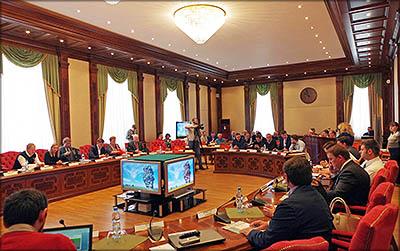 Заседание круглого стола «Современные технологии для биоэнергетики и деревообработки»