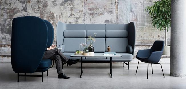 Хайме Айон: диваны для дома и офиса