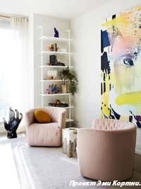10 главных мебельных трендов 2019 года. Проект Эми Кортни.