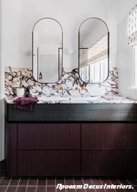 10 главных мебельных трендов 2019 года. Проект Decus Interiors.