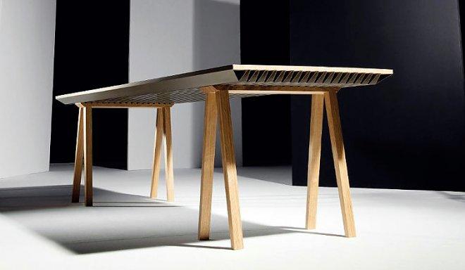 Особенности дизайнерских моделей столов