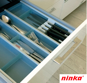 Вкладыши cuisio для кухонных принадлежностей от ninka. -фурн.