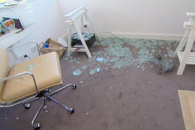 Клиенты IKEA жалуются на самопроизвольные взрывы стеклянной мебели