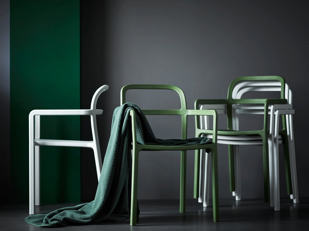 Компания ИКЕА и бренд HAY представляют коллекцию ЮППЕРЛИГ
