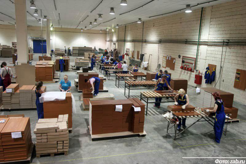 В Ульяновске работают над созданием бизнес-парка для производителей мебели