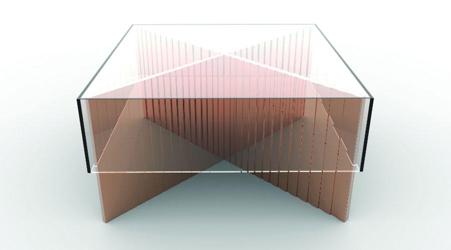 Мебель Алжуд Лутах копирует традиционную арабскую архитектуру