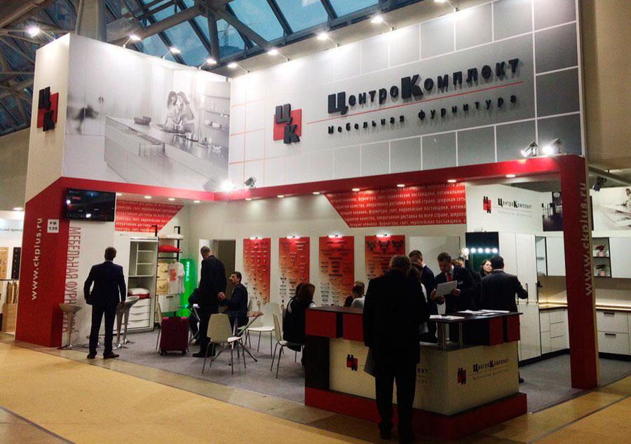 ЦентроКомплект» на выставке «Мебель 2017»
