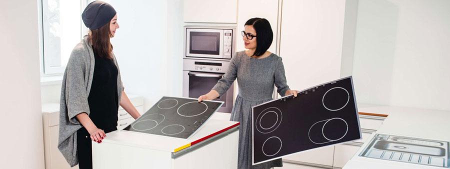Тест-драйв кухни. Blum на выставке