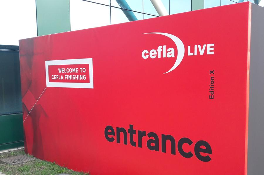 АРТ индустрия посетила выставку Cefla Live Edition X 2018