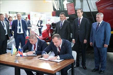 Донская мебель будет представлена в Республике Узбекистан