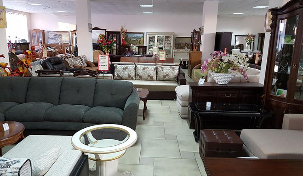 На Казахстан пришлось 38% от экспорта мебели из России