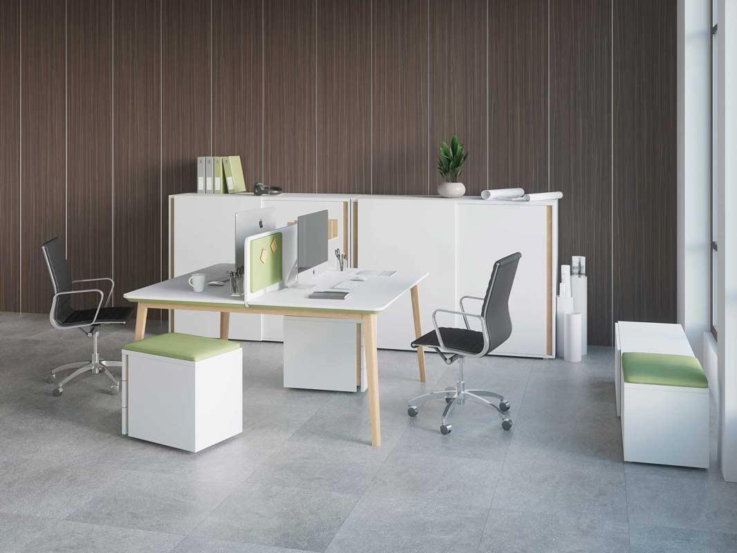 Серия офисной мебели Эко - победитель ARTLIGA-2019 в номинации WORK SPACE