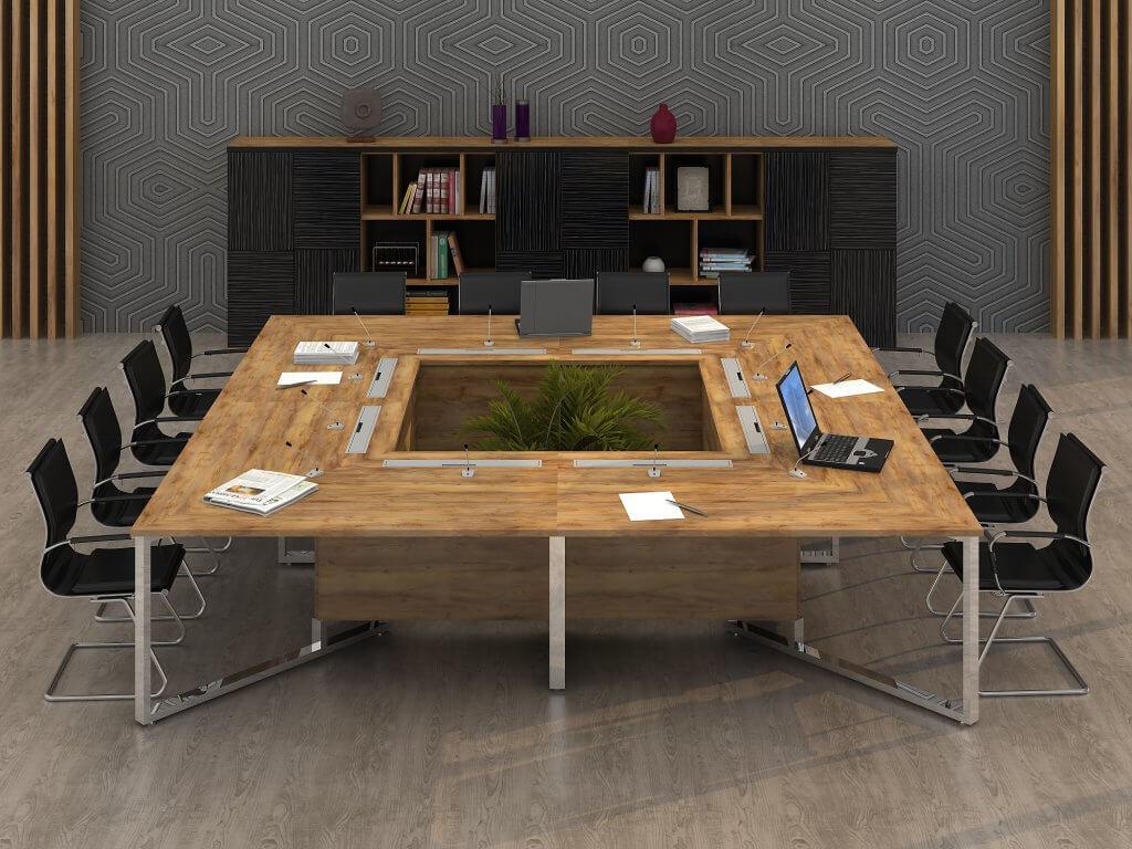 Новинки Феликс– Модульные переговорные столы Форум