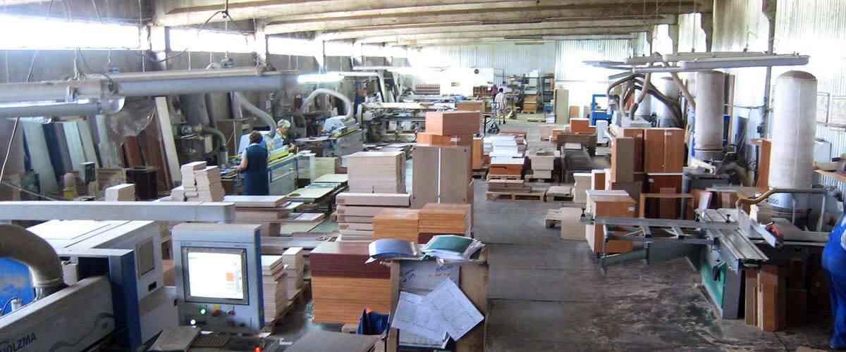 Изготовление мебели. характеристики производственных процесс.