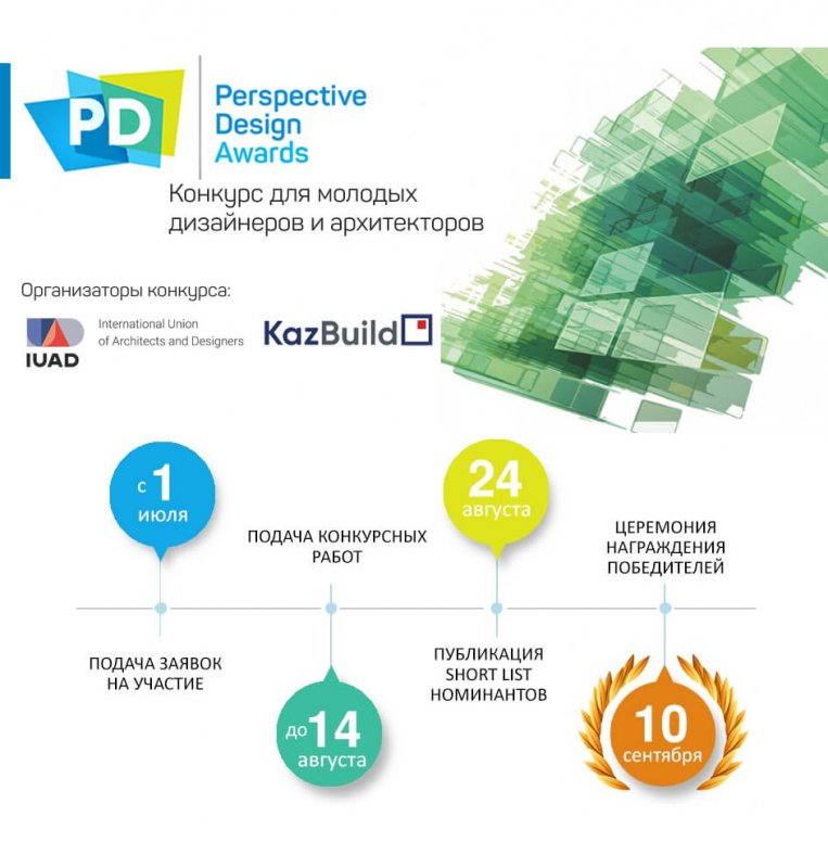 Конкурс молодых дизайнеров и архитекторов «PERSPECTIVE DESIGN AWARD»